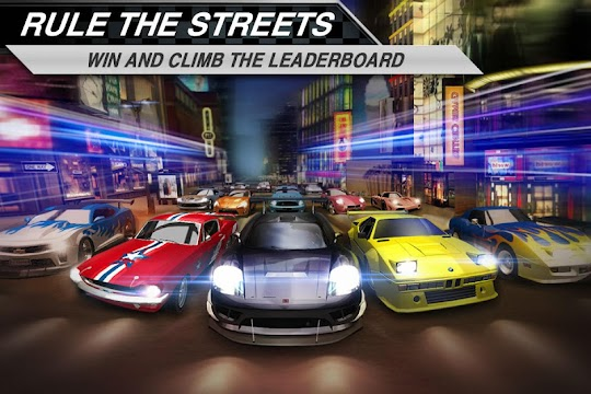 Light Shadow Racing Online - screenshot
