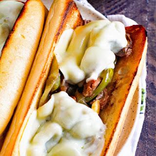 Philly Cheese Steak Sandwich Recipe