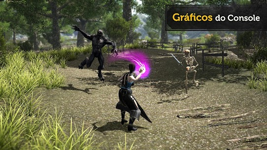 Evil Lands: Online Action RPG Apk Mod (Skill Infinita + Free Upgrade) 1
