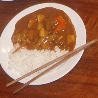 Japanese Curry Rise