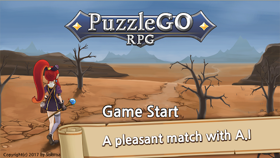 PuzzleGO RPG- screenshot thumbnail