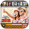 Happy New Year Video Maker With Music