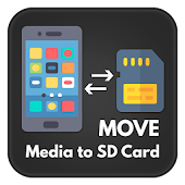 Move Media Files to SD Card
