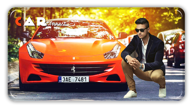Download Car Photo Frame APK latest version app for android devices