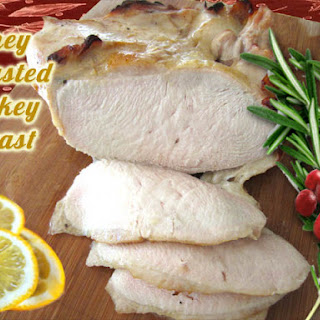 Honey Roasted Turkey Breast