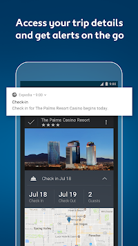 Expedia Hotels, Flights & Cars APK screenshot thumbnail 6