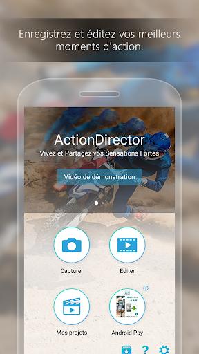 Montage Vidéo ActionDirector screenshot 1