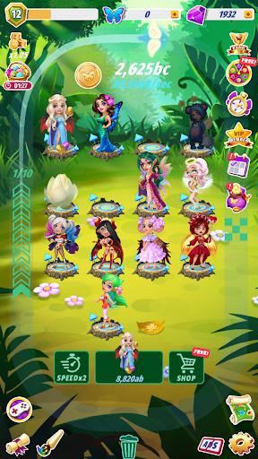 Merge Fairies - Best Idle Clicker screenshots 5