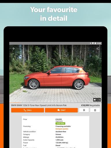mobile.de u2013 Germanyu2018s largest car market screenshots 12