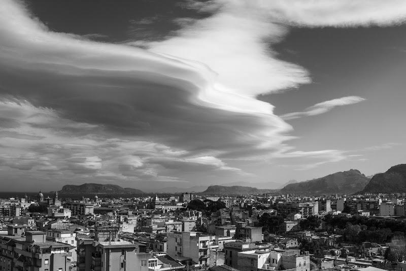 Nuvole su Palermo di Picone Marco Flavio
