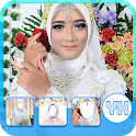 Modern Wedding Hijab Beauty icon