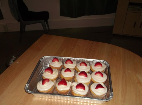 Yellow Butter Cupcakes Recipe