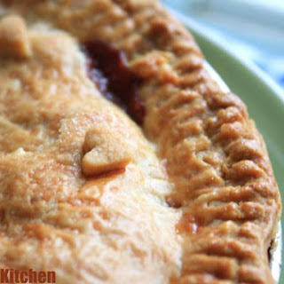 Quick Apple Ginger Pie