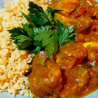 Paleo Chicken Curry with Vegetables Recipe