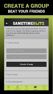 Gametime Blitz - Live Sports Prediction Game- screenshot thumbnail