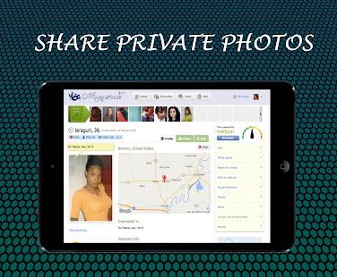 Masquerade Dating App screenshot