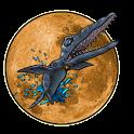 Big Dino Fishing 3D Lite icon