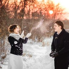 Wedding photographer Oksana Ladygina (oxanaladygina). Photo of 28.11.2016