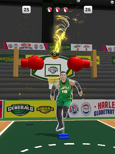 Harlem Globetrotter Basketball screenshots 11