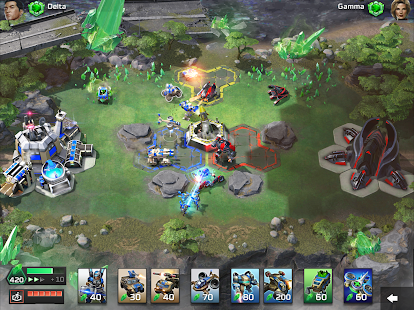 Command & Conquer: Rivals™ PVP Screenshot