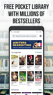 AnyBooks-Novels&stories, your mobile library 1