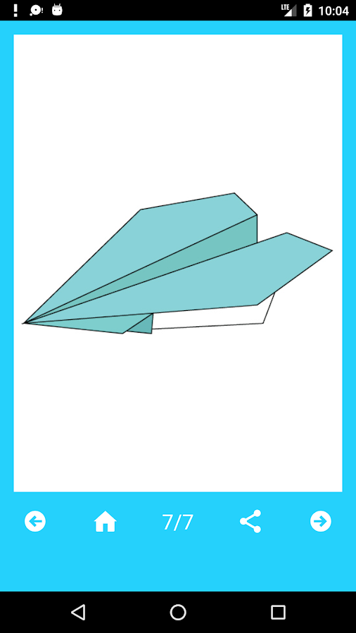 Paper Plane Origami Instructions - Android Apps on Google Play - photo#34