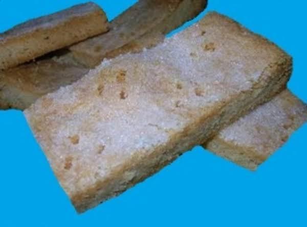 Scotch Shortbread Cookies