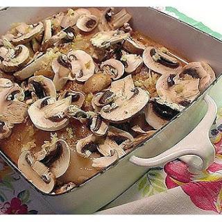 Mushroom Soup Casserole