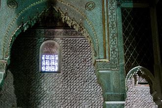 Photo: Saadian tombs Marrakech