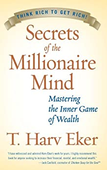 Sectrets of the Millionaire Mind Book