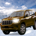 Offroad Mountain Prado Driving icon
