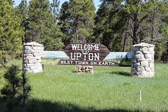 Photo: 06/06/2013 - Upton, Wyoming - Really????