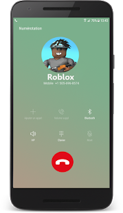 Fake Call Prank Roblox 2018 - náhled
