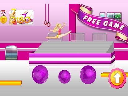 Amazing Princess Gymnastics Ekran Görüntüsü