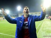 Teddy Chevalier kreeg een pv na de derby tussen Kortrijk en Zulte Waregem