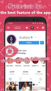 Mini for Instagram™ ~ Mini IG ❤️  Apk Download for Android 4
