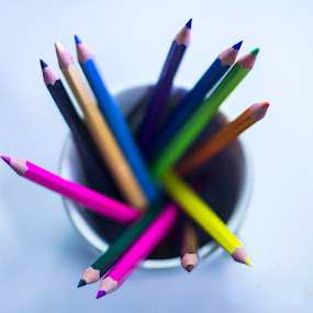 Colorfull by Nugroho Kristanto - Artistic Objects Still Life ( nugroho, kristanto, colorfull )