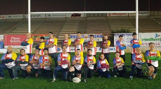 URA Clan se prepara para jugar el Mundial de Rugby Inclusivo