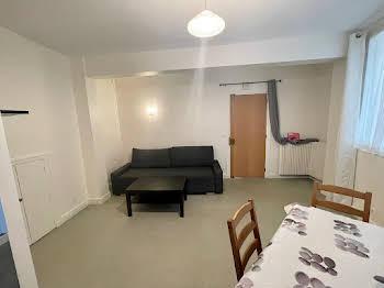 Studio meublé 23,19 m2