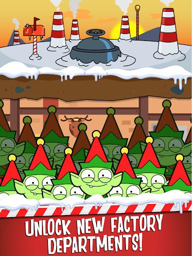 Foto do Santa's Capitalist Factory - Idle Xmas Tycoon