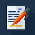 Business LetterHead Maker – Letter Writing Designs icon