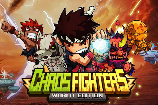 Chaos Fighter - World Edition