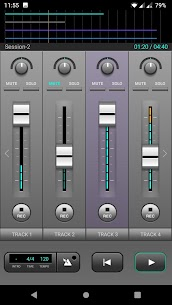 J4T Multitrack Recorder MOD (Paid) 1