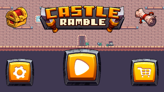 Castle Ramble Screenshot