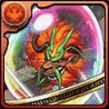 灼林の魔獄獣・マンティコアの希石