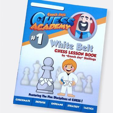 White Belt Lesson Book