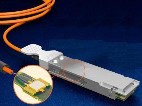 Что такое AOC-кабель