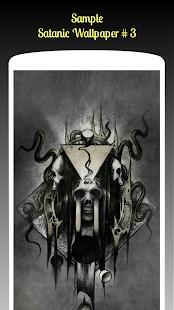 Satanic Wallpaper HD Free