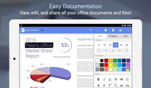 Polaris Office + PDF v5.1.1