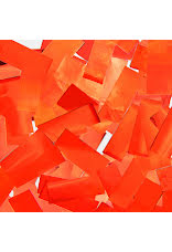 röd konfetti